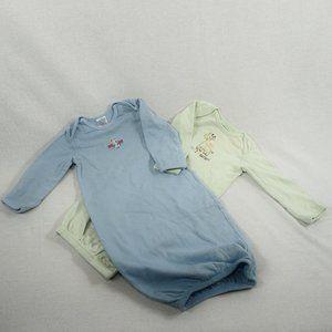 2 sleep sacks Child of Mine & first moments EUC